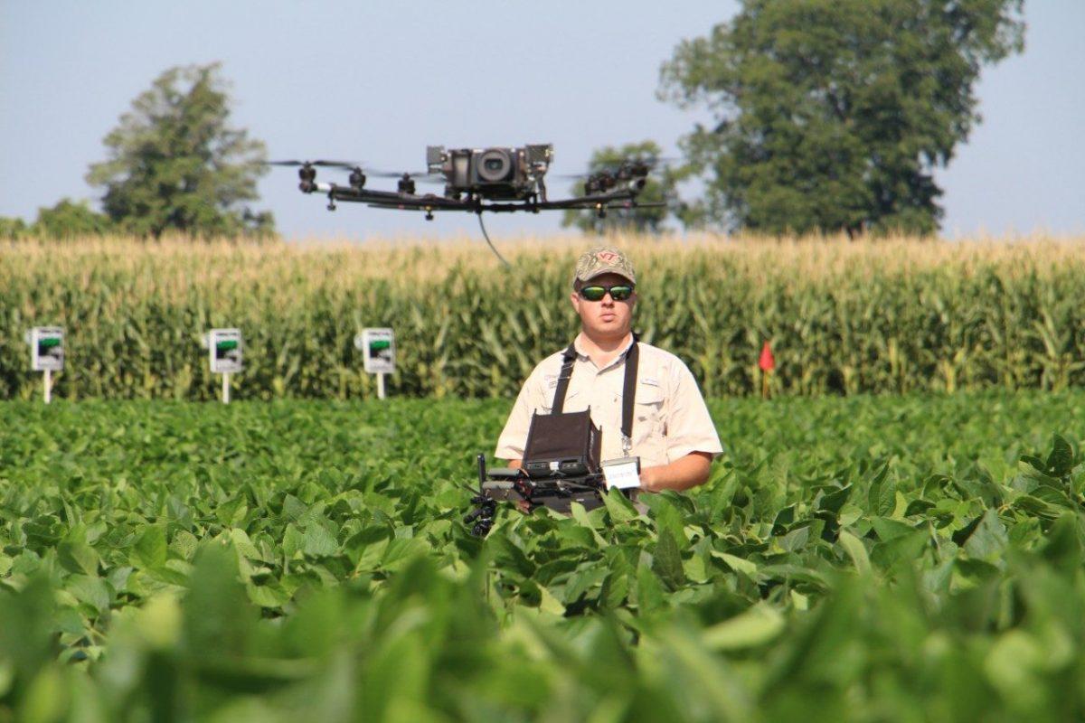 پهپادهای کشاورزی