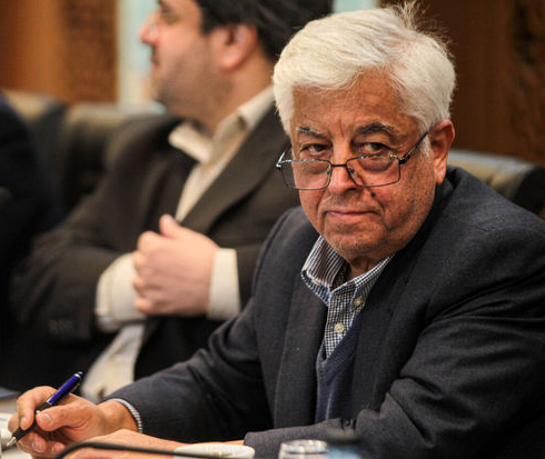 عباس کشاورز، سرپرست وزارت جهاد کشاورزی