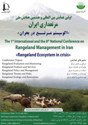همایش مرتعداری ایران